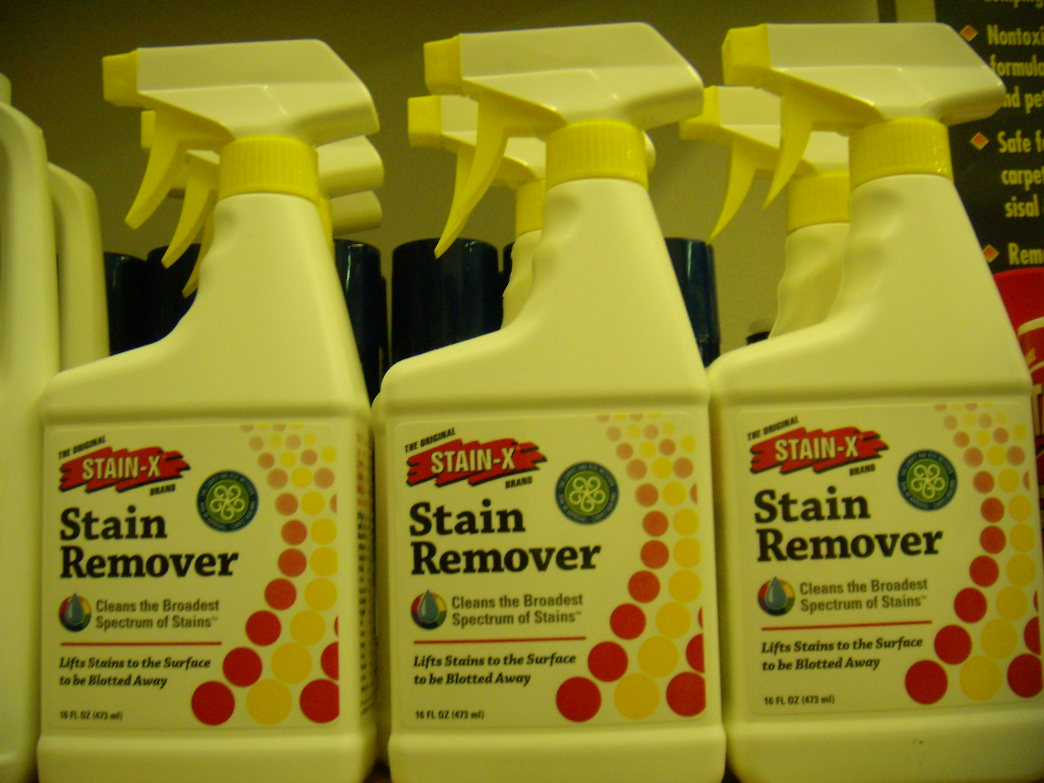 Carpet Stain Removal ProductsCarpet Remover